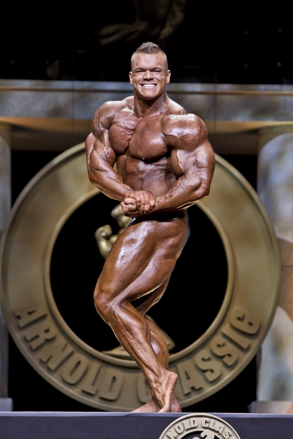 Dallas 'Big Country' McCarver