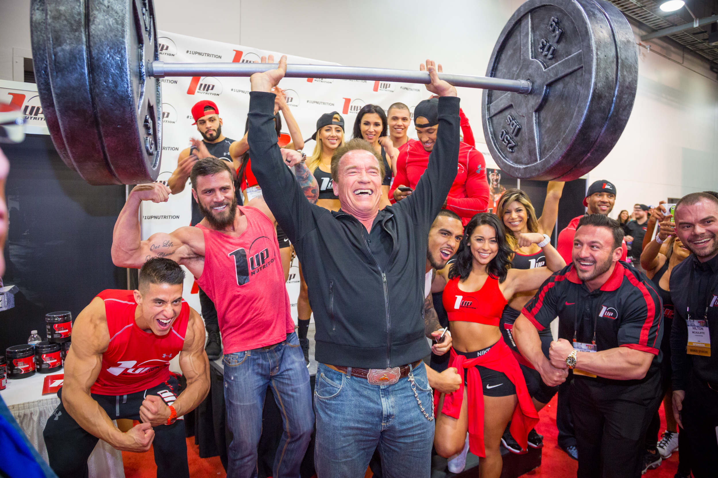 The Arnold Blog