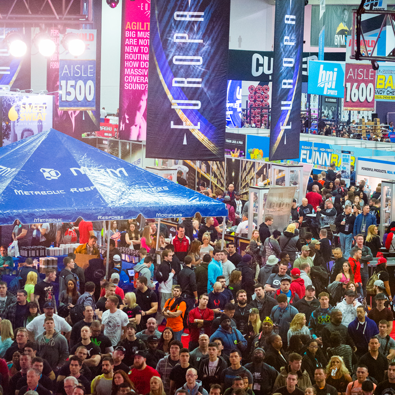 Arnold Sports Festival Fitness Expo