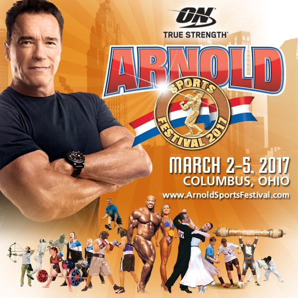 Arnold Sports Festival TV